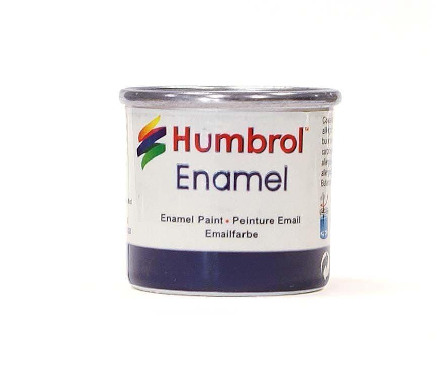 Humbrol Metallic 14ml - No 191 Chrome Silver